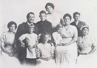 Chandler Family 1911