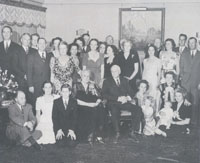 Chandler Golden Wedding 1944